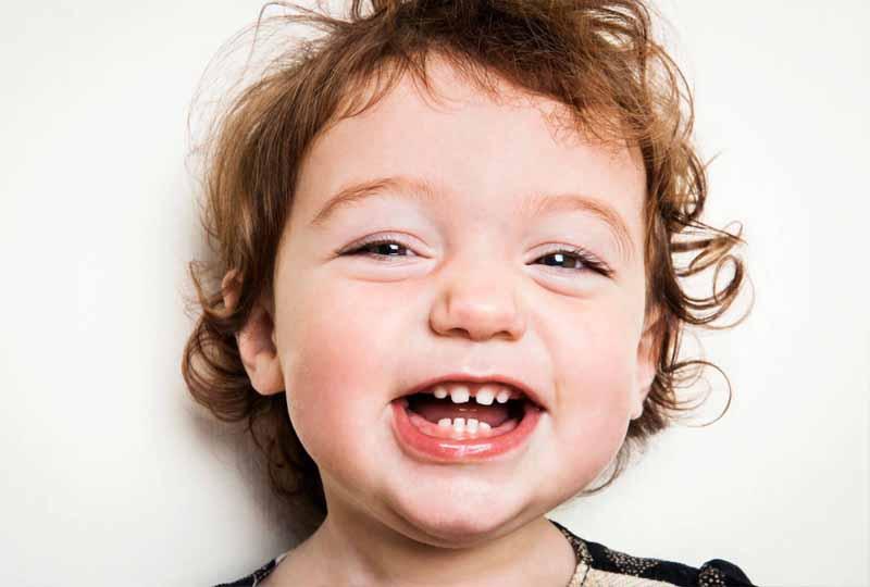 Răng sữa có vai trò quan trọng đến việc hình thành hàm răng vĩnh viễn của trẻ