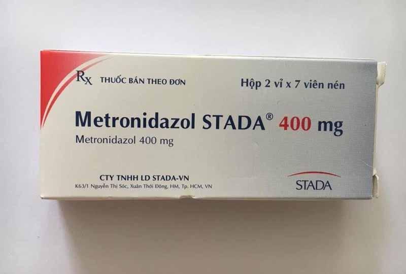 Metronidazol Stada là thuốc điều trị lợi nhiễm khuẩn dạng uống