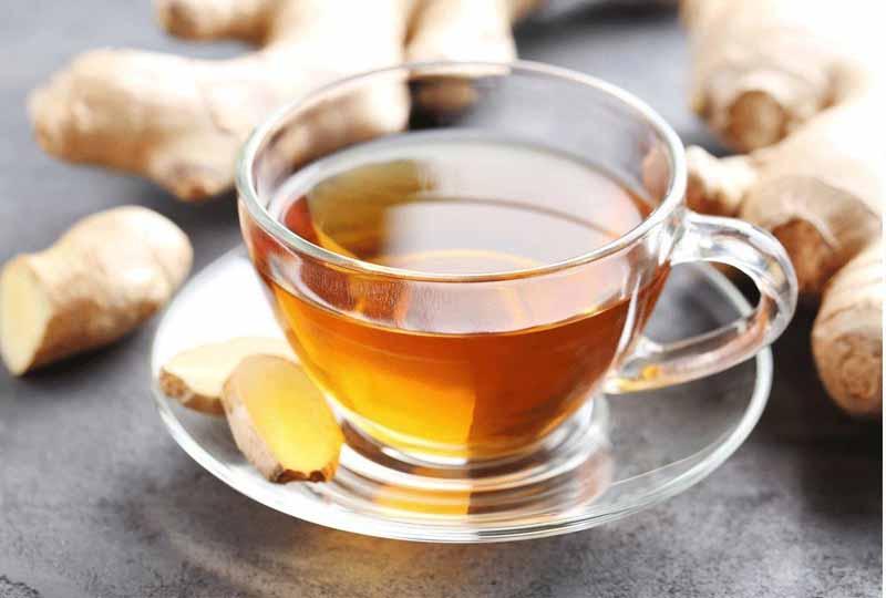 Ngoài việc hỗ trợ chữa bệnh, trà gừng tươi cũng rất tốt cho sức khỏe