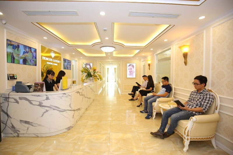 Nha khoa quốc tế Dencos Luxury sẽ giải quyết những vấn đề về răng miệng