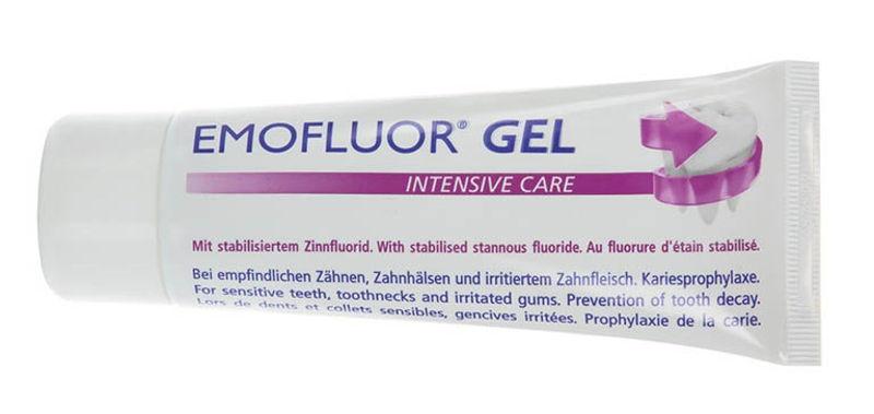 Thuốc bôi Emofluor Gel có khả năng loại bỏ các vi khuẩn gây ra viêm nha chu