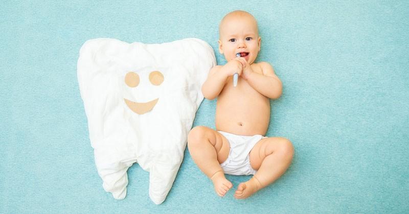 Trẻ chậm mọc răng nên bổ sung gì