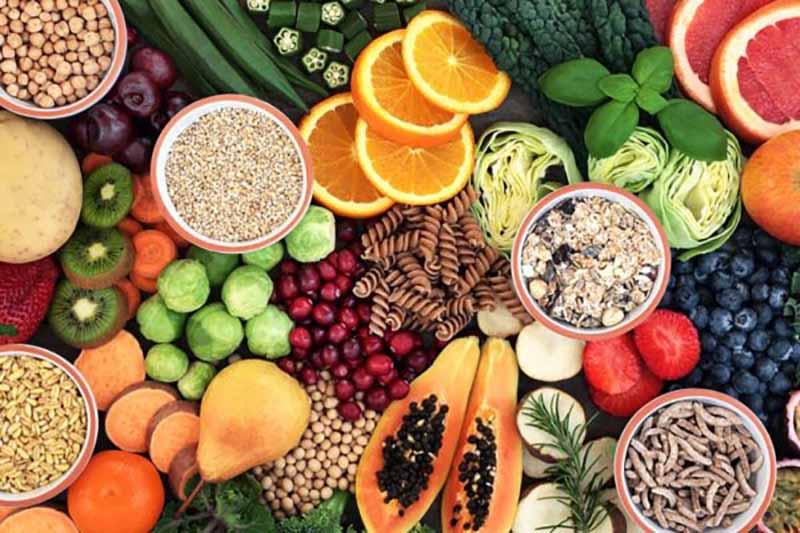 Người bệnh tưa miệng nên ăn các loại thực phẩm mềm, không quá dai và có tính mát