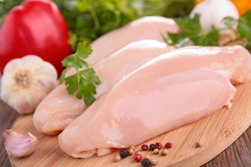 Hiện nay, vẫn chưa có thông tin nào khẳng định thịt gà thúc đẩy triệu chứng viêm lợi