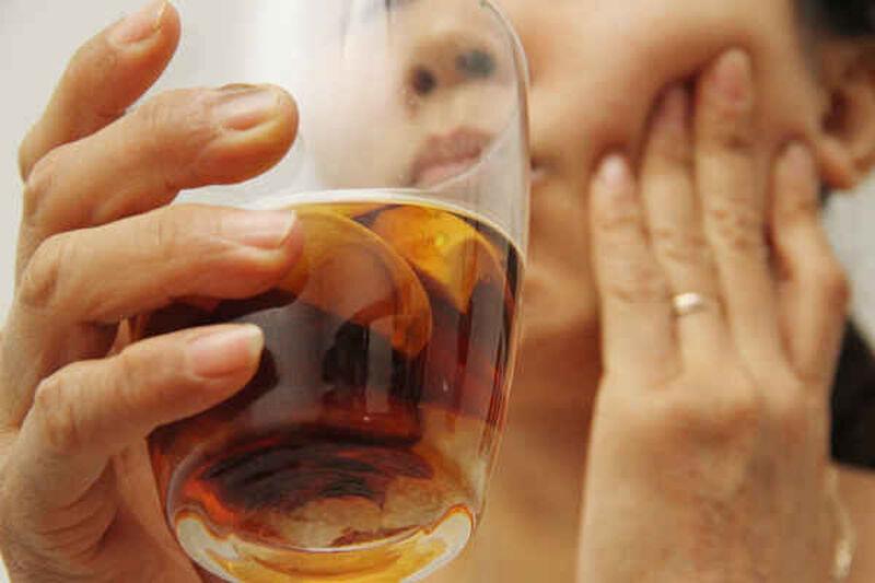 Tùy vào từng thể trạng mà bạn sử dụng rượu cau súc miệng