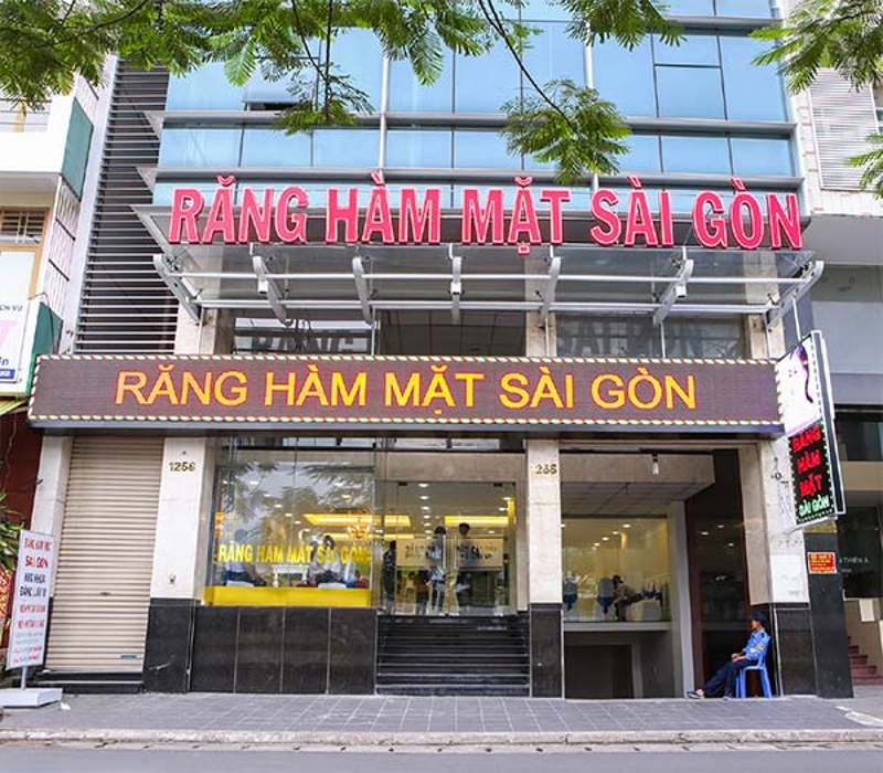 Bệnh viện Răng Hàm Mặt quốc tế Sài Gòn được đánh giá cao trong việc điều trị viêm lợi ở trẻ em.