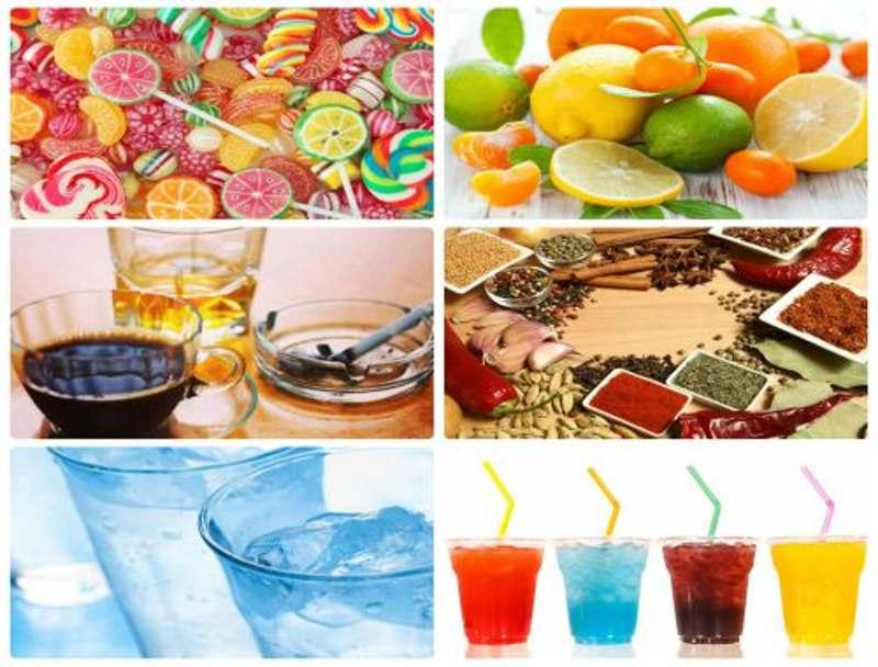 Khi bị viêm lợi trùm có mủ, người bệnh không nên ăn những loại thực phẩm có độ bám dính cao.