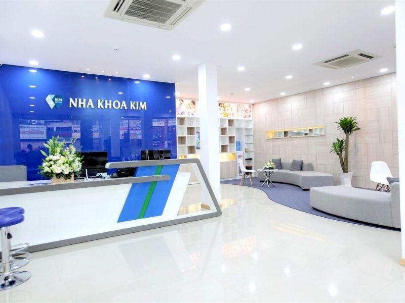 Nha khoa Kim là một địa chỉ bọc răng sứ đẹp và chất lượng tại Hà Nội