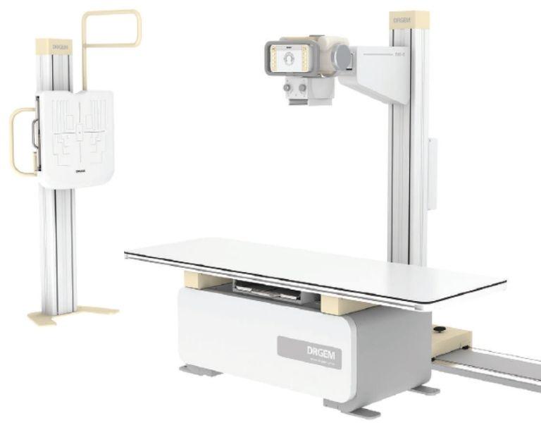 Máy X-quang kỹ thuật số GENDEX