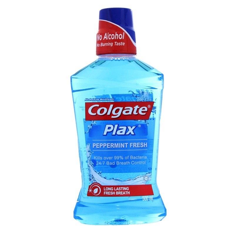 Colgate là một nhãn hàng quá đỗi quen thuộc với người tiêu dùng Việt