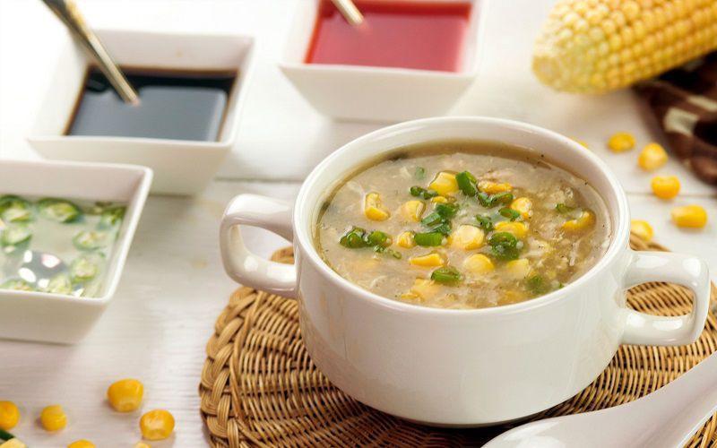 Món súp gà là món ăn rất phổ biến, đặc biệt là tại các nhà hàng lớn