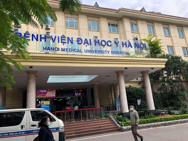 Bệnh viện Đại học Y Hà Nội - Địa chỉ tin cậy cho người dân miền Bắc