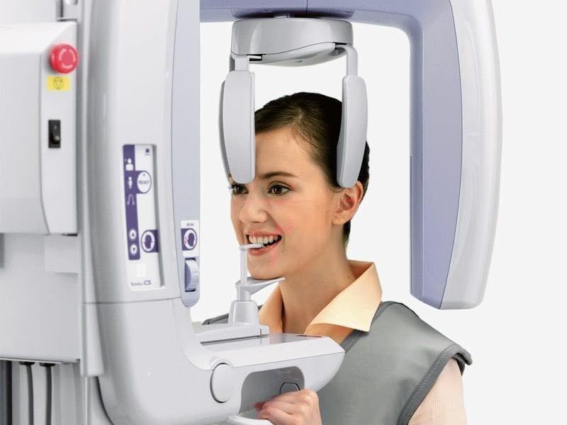 Hệ thuống máy chụp X-Quang toàn cảnh Panorex tại Vidental