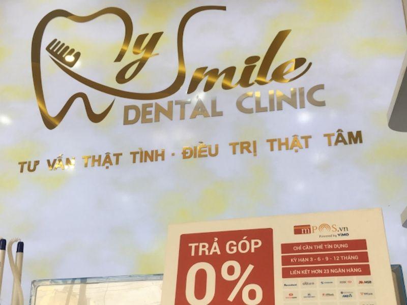 My Smile Clinic có nhiều chính sách ưu đãi dành cho khách hàng