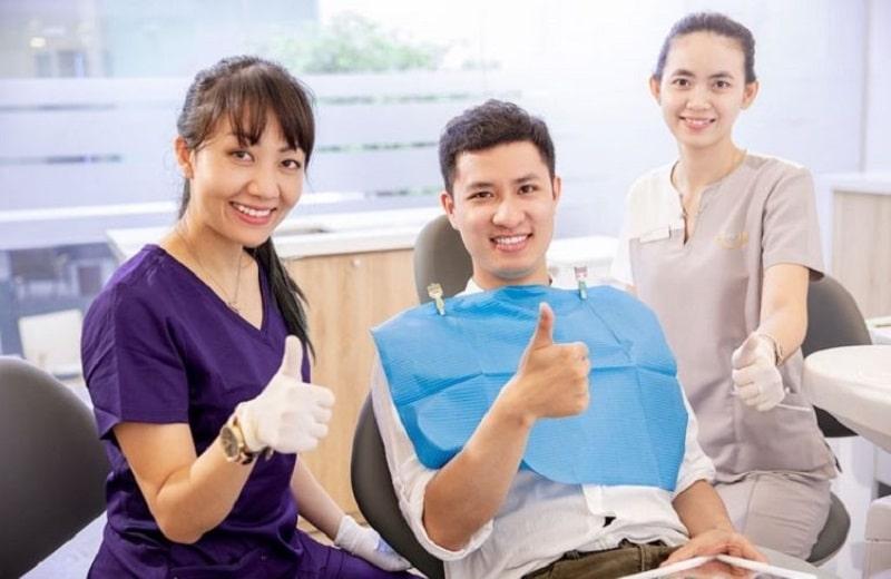 Vidental sở hữu đội ngũ chuyên gia, bác sĩ giàu kinh nghiệm trong lĩnh vực nha khoa thẩm mỹ và điều trị