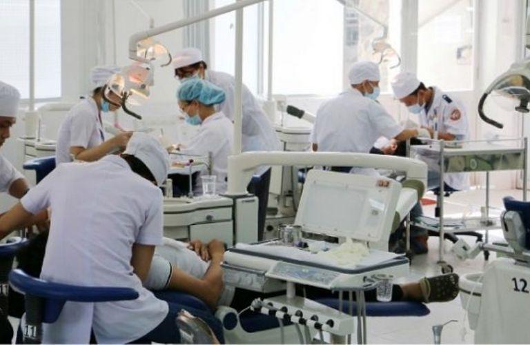 Cơ hội nghề nghiệp nha khoa luôn thu hút các học viên