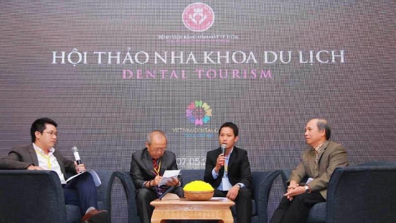 Hội thảo nha khoa du lịch tại Việt Nam